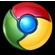 Widget for Chrome. Press logo to download widget