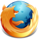 Widget for Firefox. Press logo to download widget